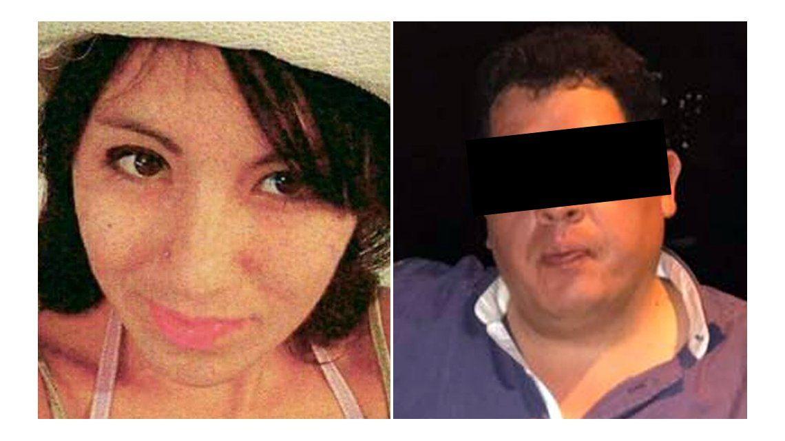 Estes es el sospechoso de la desaparición de Paola