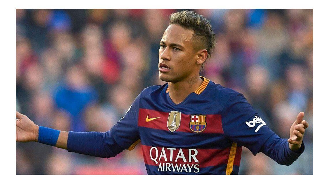 Neymar no quiere que Unzué sea DT de Barcelona