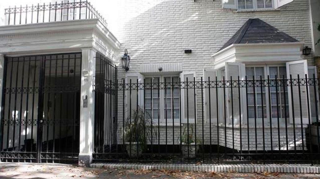 Esta es la casa de la funcionaria provincial