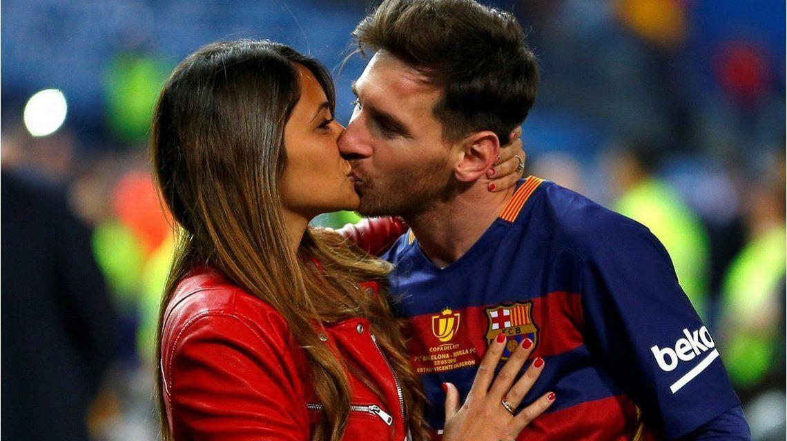 Se filtró la invitación al casamiento de Leo Messi y Antonella Roccuzzo