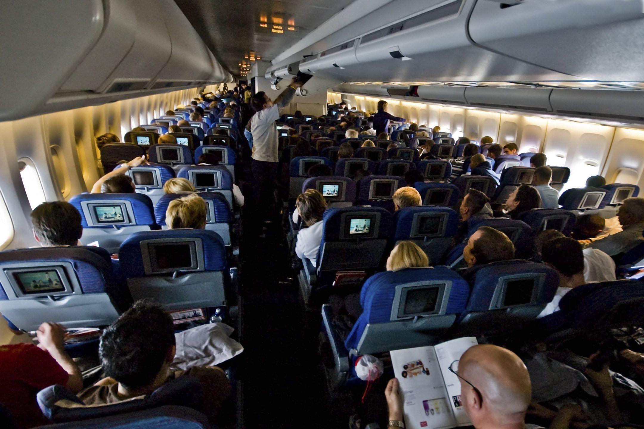 Es posible: estos son los 7 tips para elegir el mejor asiento del avión