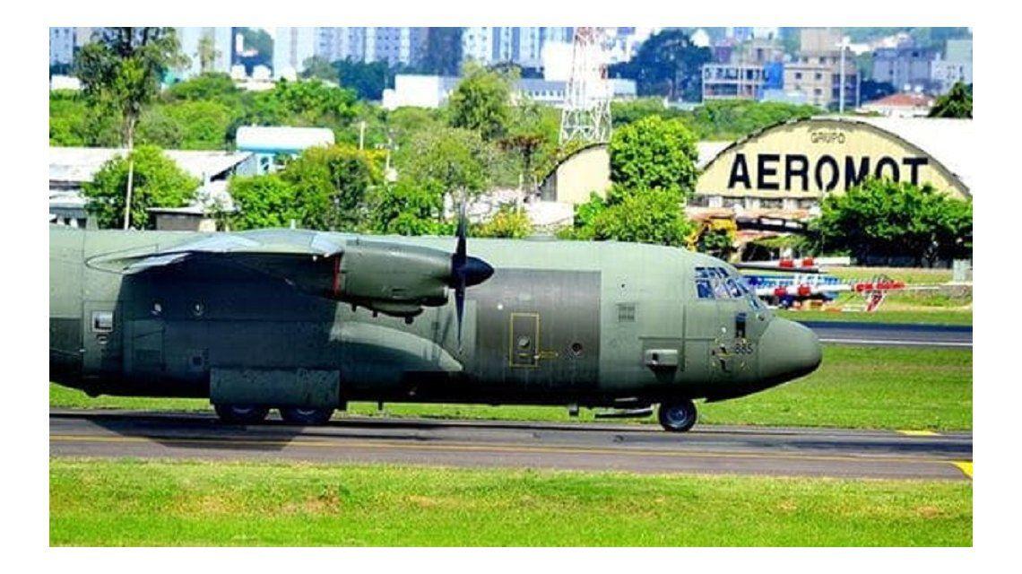 Dos aviones volaron de Brasil a Malvinas-www.zh.clicrbs.com.br / Fernando Gomes