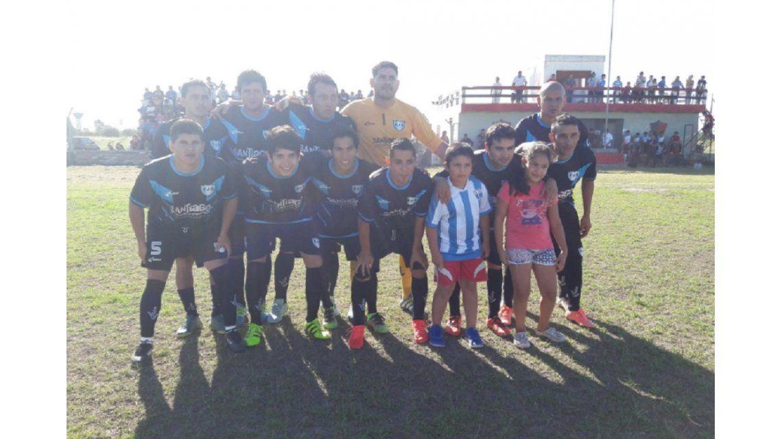 El equipo de More juega la Liga Quimilense