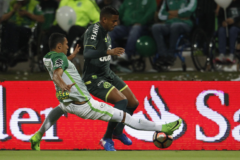 Atlético Nacional se quedó con la Recopa Sudamericana al vencer a Chapecoense