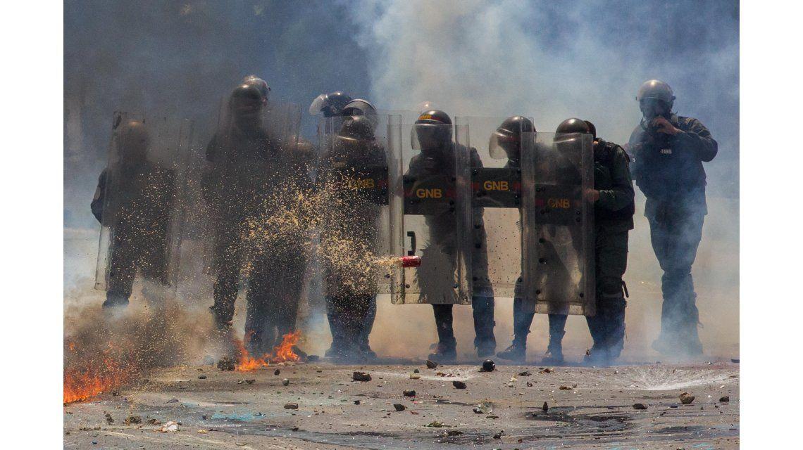 Guardia Nacional es atacada con puputov