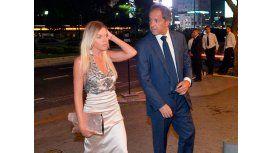 A los 60 años, Scioli está esperando un hijo con Gisela Berger