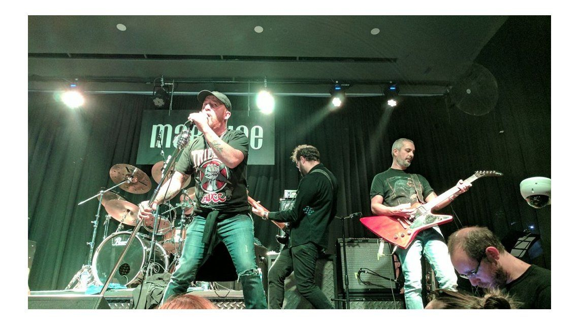 Mega 98.3 festejó 17 años de puro rock nacional