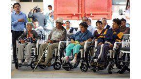 El Gobierno dejó de dar remedios, prótesis e insumos a discapacitados