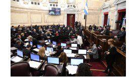 Tras el polémico fallo de la Corte, el Senado convirtió en ley los límites al 2x1