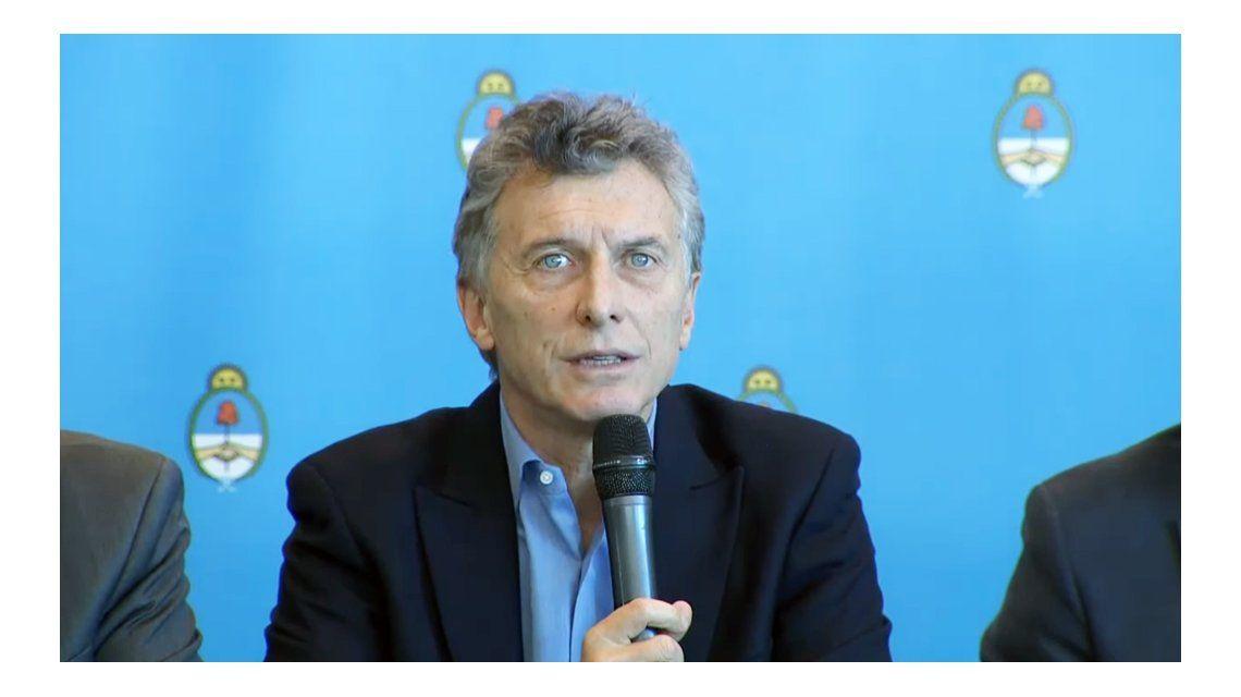 Macri ya firmó la promulgación de la ley que prohíbe la aplicación del 2x1 a represores