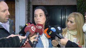 Ayelén Reynoso, la mamá del adolescente secuestrado