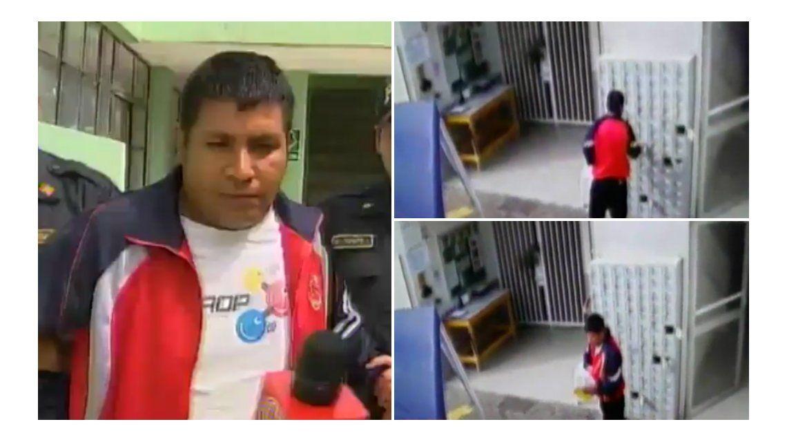 El hombre que fue a buscar trabajo y terminó detenido