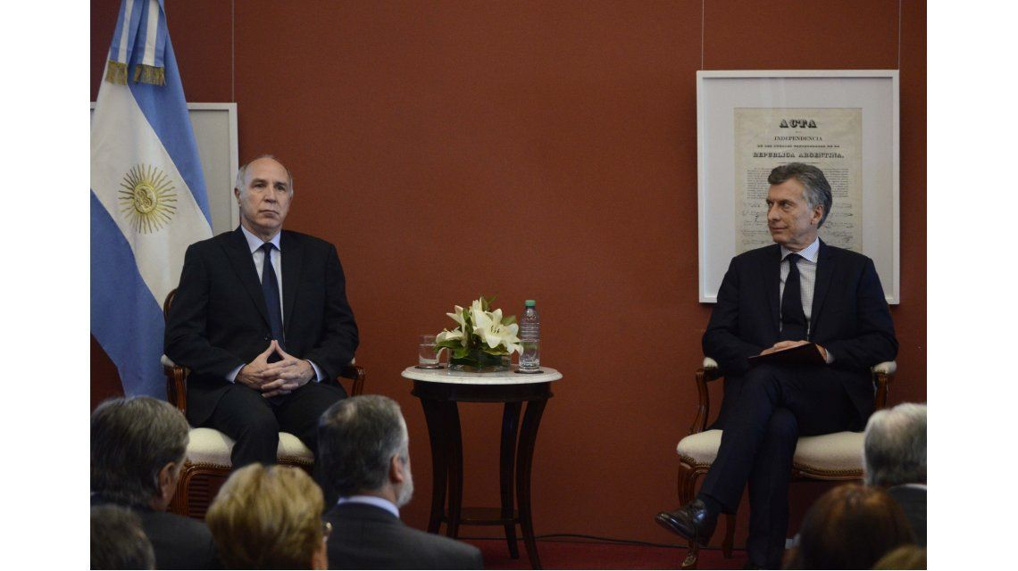 Macri dará una conferencia de prensa en Mendoza
