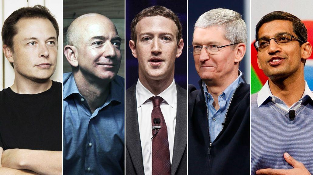 Las 20 personas más importantes de la tecnología