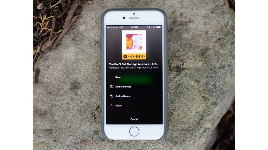 Spotify anunció Codes