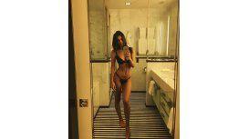 Emily Ratajkowski provocó en Instagram con un topless