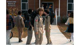 Ésta es la primera imagen que circuló de la segunda temporada de Stranger Things.