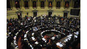 La Cámara de Diputados en 2015