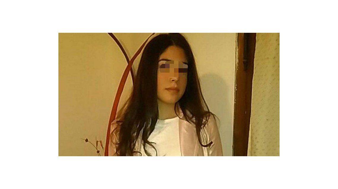 Yasmín Varela fue hallada sana y salva en Tribunales