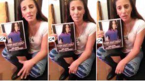El desesperado pedido de la mamá de Yasmín Varela