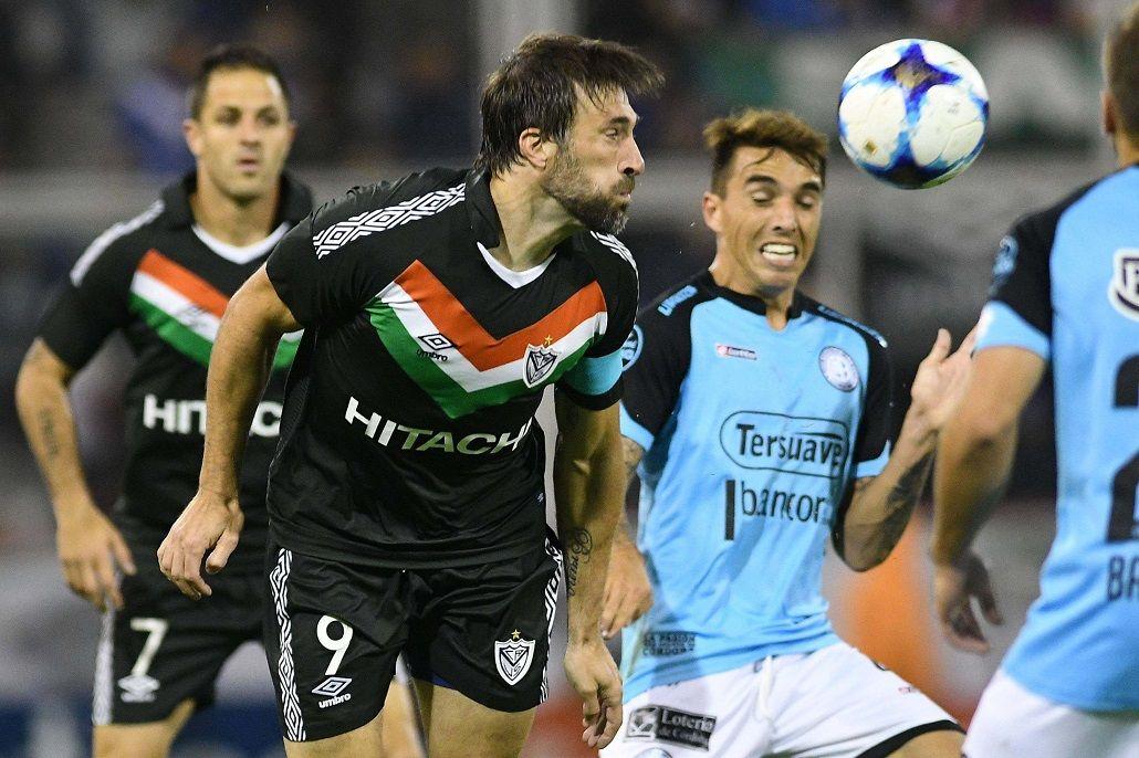 Vélez enfrenta a Belgrano