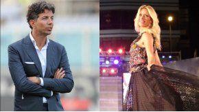 Pablo Cosentino habló de los rumores con Nicole Neumann