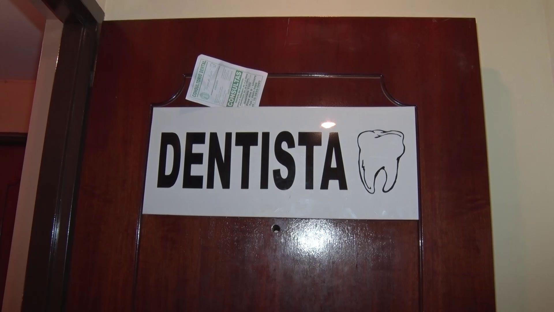El consultorio estaba en Liniers