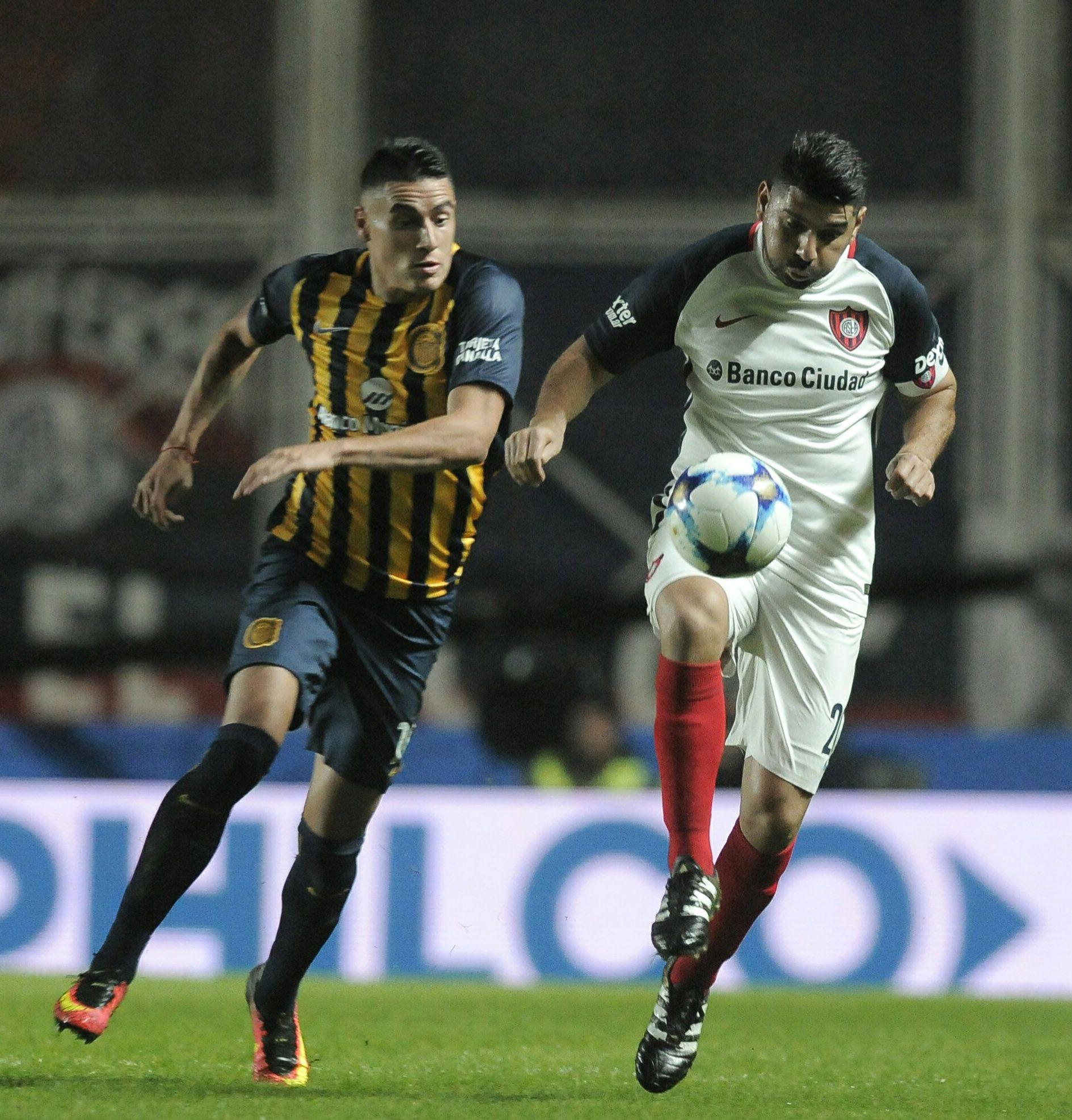 San Lorenzo se impuso ante Rosario Central y se acerca al líder Boca