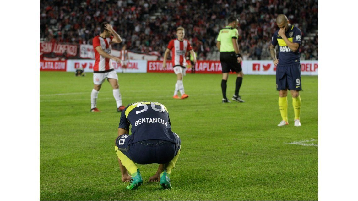 Bentancur erró un gol increíble