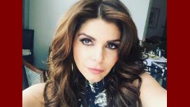 ¡Irreconocicle! Soraya Montenegro está platinada y con pelo corto