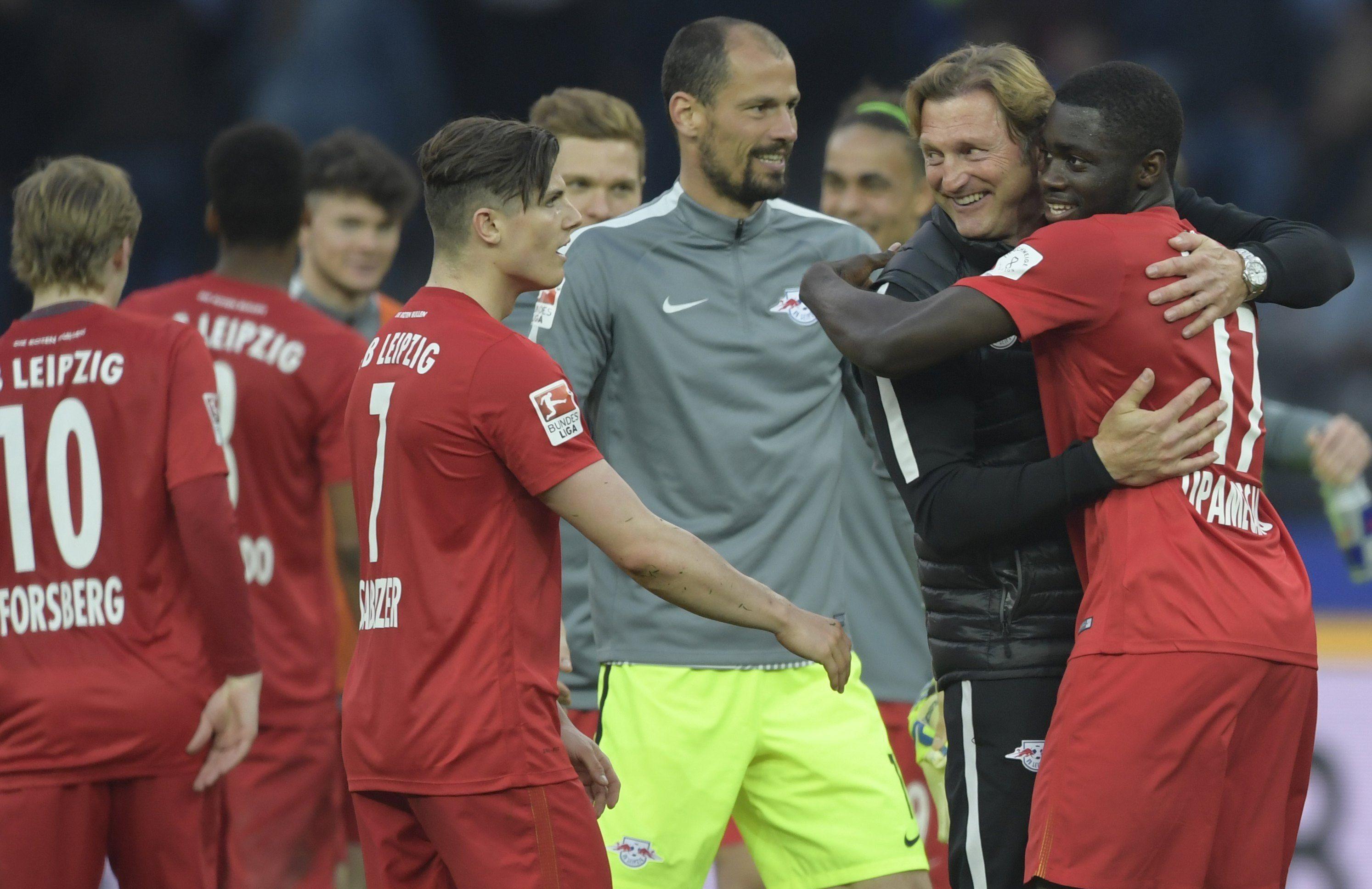 El millonario Leipzig hizo historia y jugará la Champions League