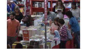 Exposición de la Feria del Libro 2017.