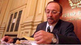 El fiscal Cartasegna sigue internado