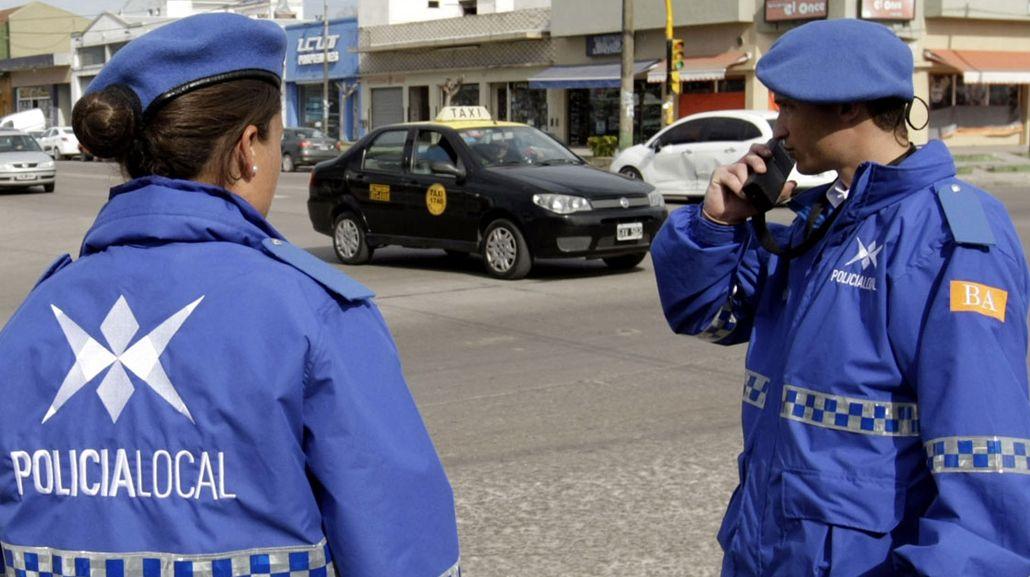 El agente de la Policía Local fue baleado