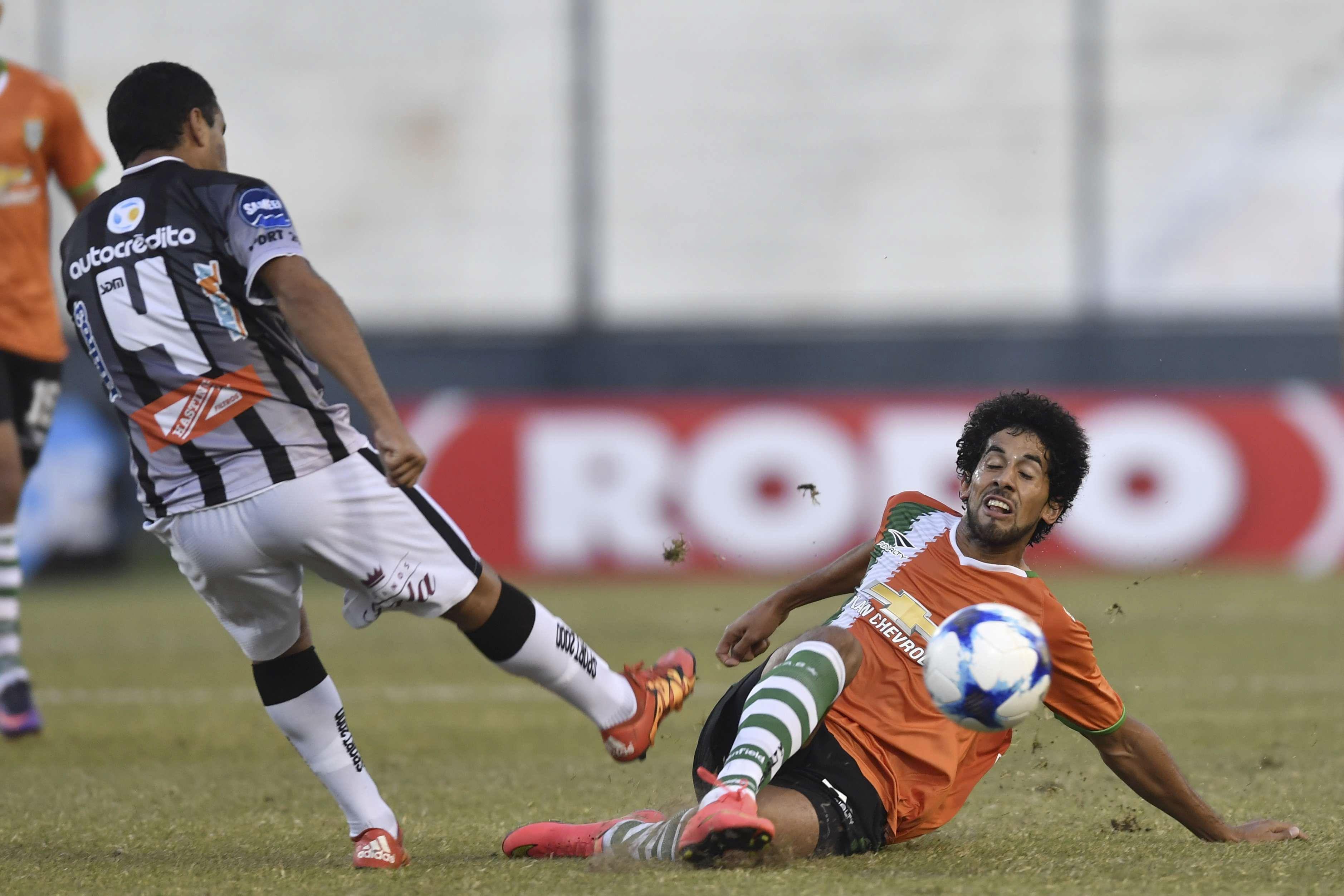 Banfield venció con lo justo a Chaco For Ever y avanzó en la Copa Argentina