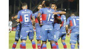 Tigre celebra su vuelta al triunfo tras cuatro derrotas consecutivas