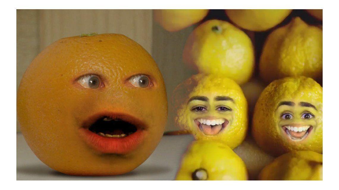 El video en el que se inspiró el Gobierno para su tuit sobre los limones