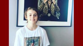 Felipe Fort recuerda a su padre en Instagram.