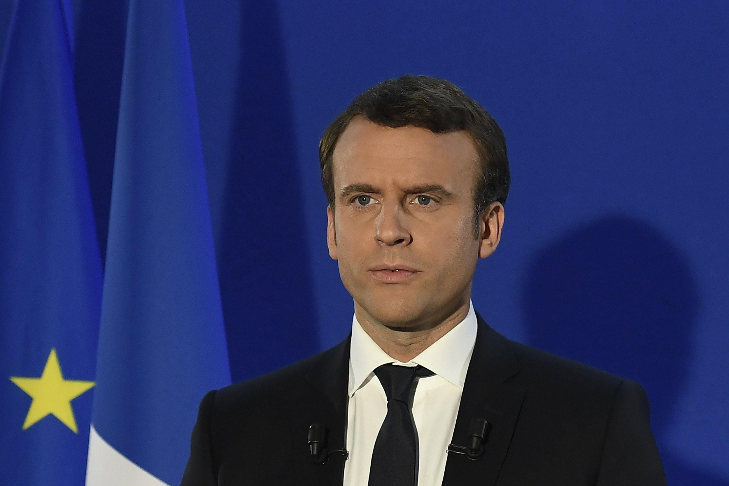 Emmanuel Macron se impuso en el balotaje de Francia