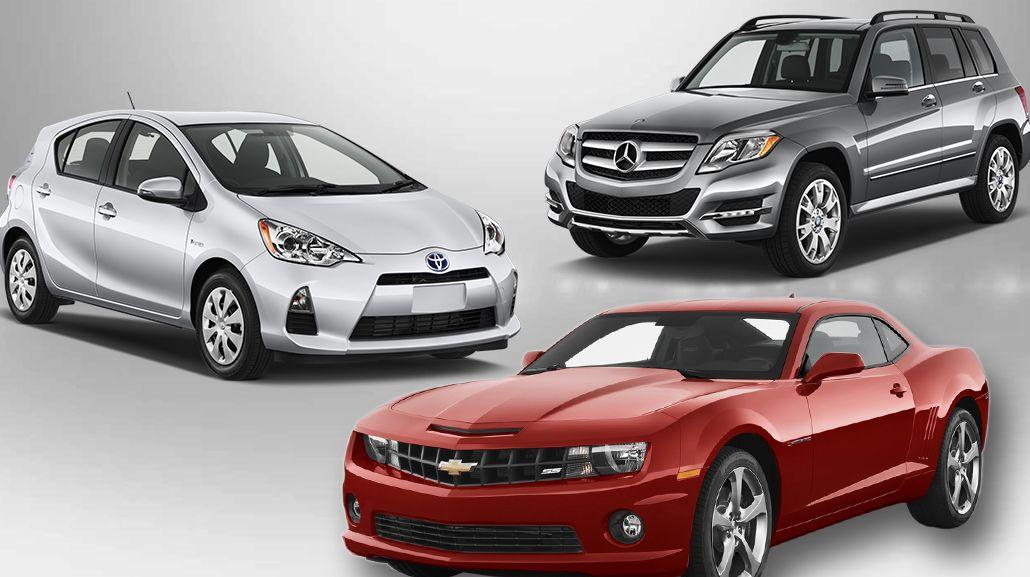 Los autos más confiables en Estados Unidos