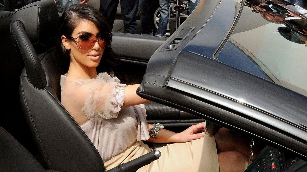 Los mejores autos de Kim Kardashian