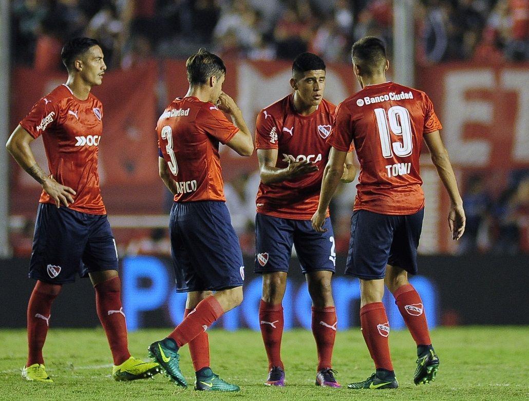 Independiente: Figal dio positivo en el control de doping de la Sudamericana
