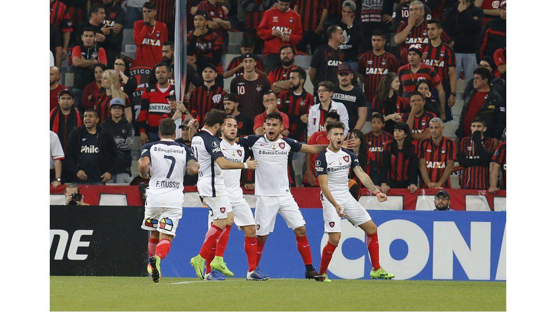 Independiente podría quedarse con Fernando Belluschi