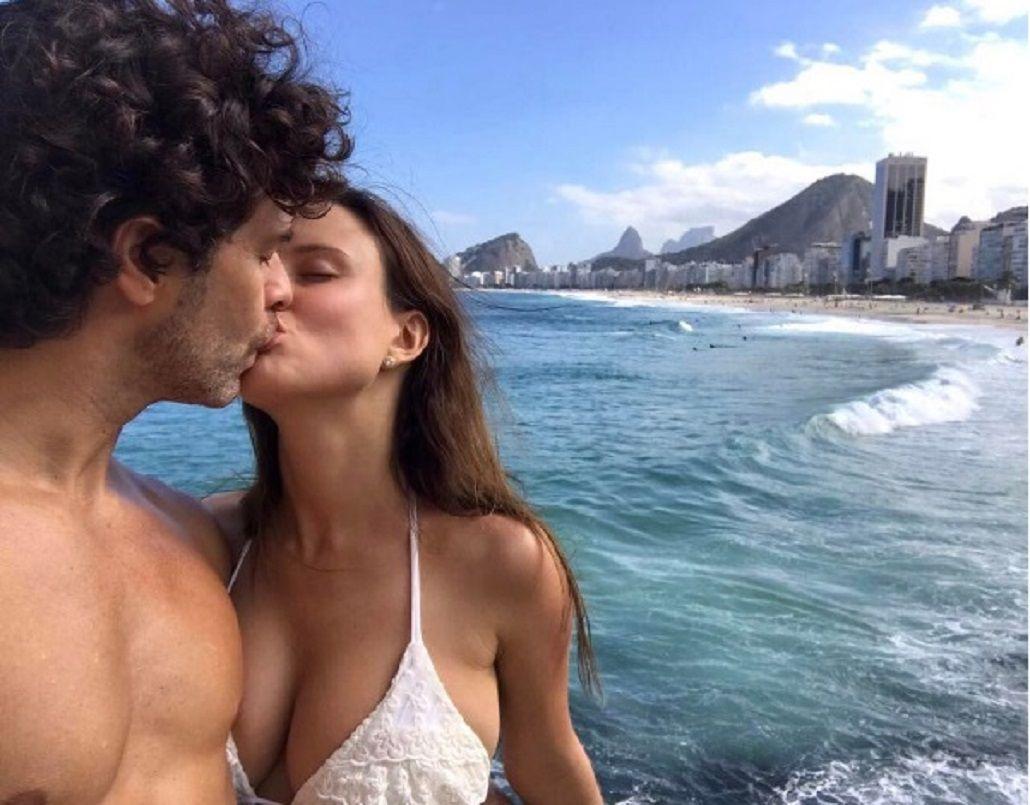 Mariano y Camila en Río