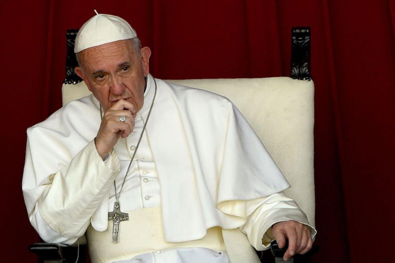 Francisco reconoció que la Iglesia llegó tarde ante los abusos sexuales ocurridos dentro de ella