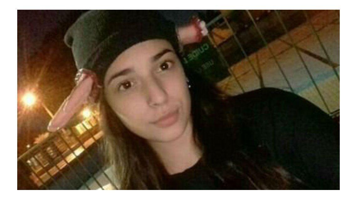 Yasmín Varela tiene 15 años. Desapareció el jueves 4 de mayo
