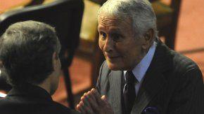 Miguel Etchecolatz, uno de los represores que podría quedar en libertad