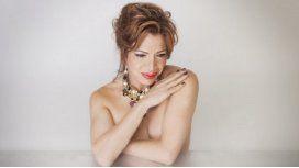Lizy Tagliani: Cuando llegue al millón de seguidores pongo una foto de c...