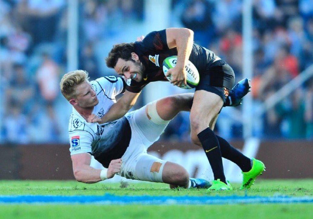 En un partido clave, los Jaguares cayeron ante los Sharks sudafricanos
