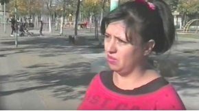 Nancy, la vecina que encontró a Badaracco